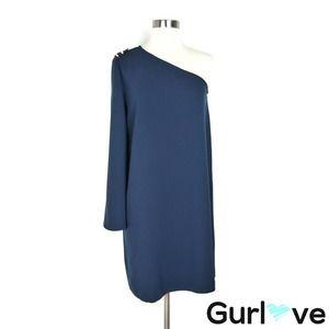 Les Petites Paris 10 One Shoulder Dress
